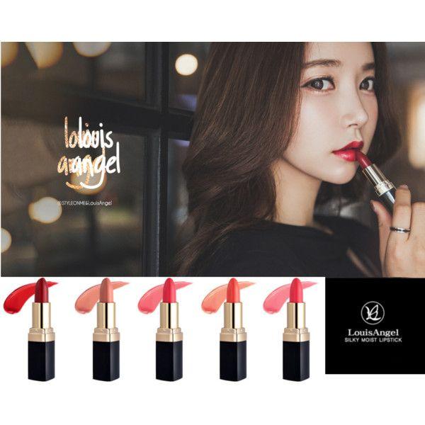 StyleOnMe_LouisAngel Silky Moist Lipstick