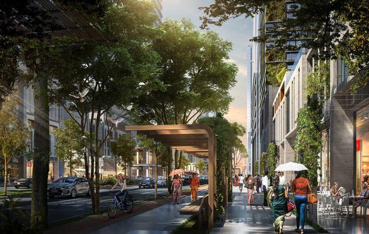 Galería de SOM diseñará el plan maestro del nuevo distrito financiero de Colombo, Sri Lanka - 5