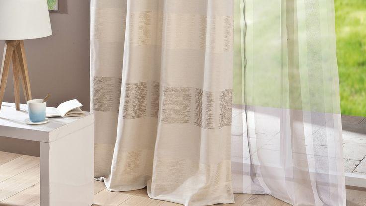 les 90 meilleures images propos de tentures stores et rideaux sur pinterest traitements. Black Bedroom Furniture Sets. Home Design Ideas