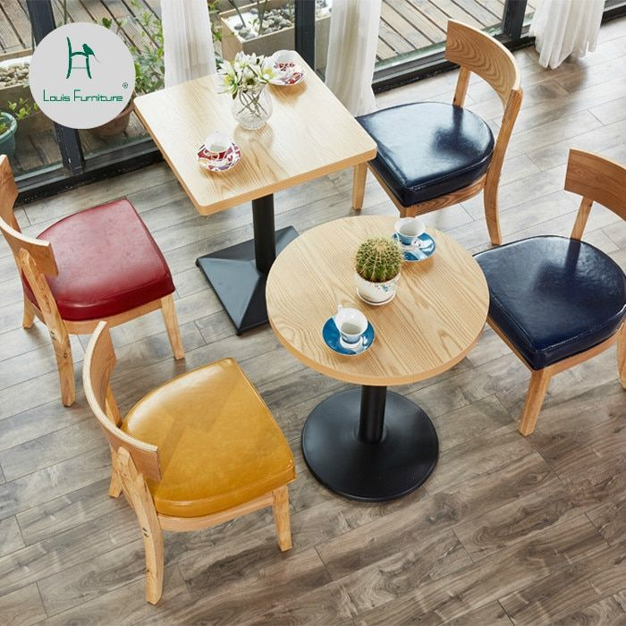 Cheap Cafe Furniture Sets Buy Directly From China Suppliers Louis Fashion Cafe Furniture Sets Tea Shop Des Bar Stool Table Set Cafe Furniture Table And Chairs