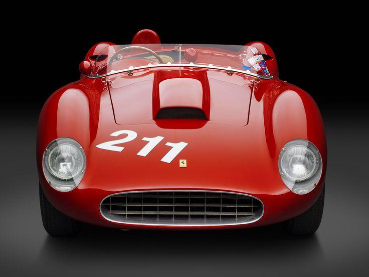 Ferrari 625 TRC (#0680MDTR) '1957