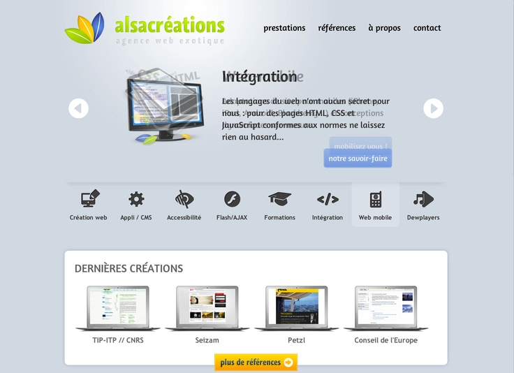 http://www.alsacreations.fr/ - large