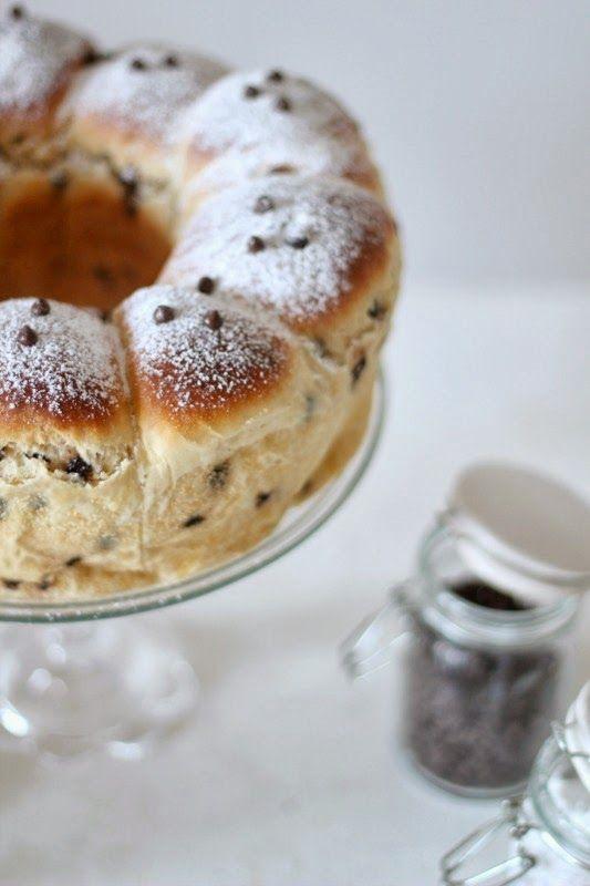 Torta-Pangoccioli nel Fornetto Versilia