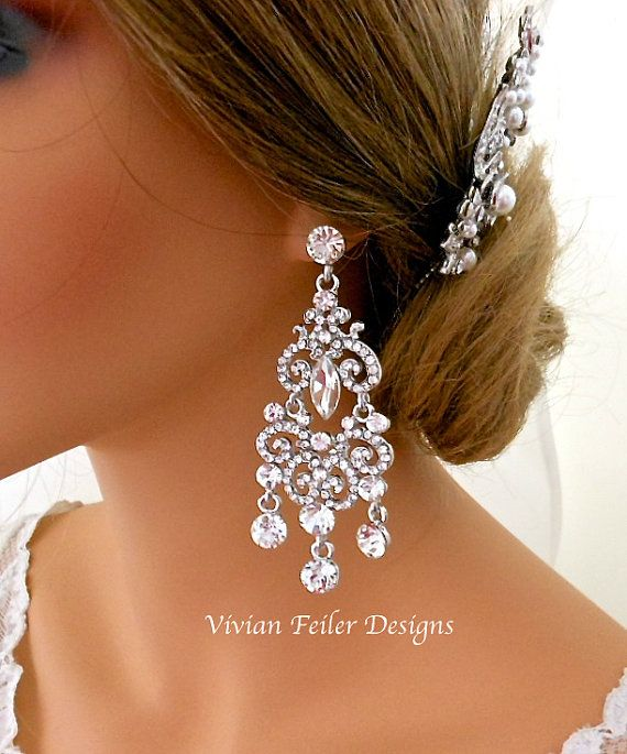 Best 25+ Prom earrings ideas on Pinterest