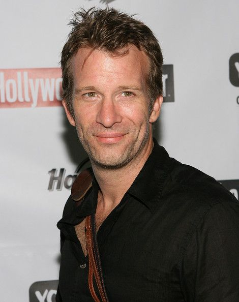thomas  jane   | Thomas Jane Actor Thomas Jane attends the Rock Star Suite Party with ...