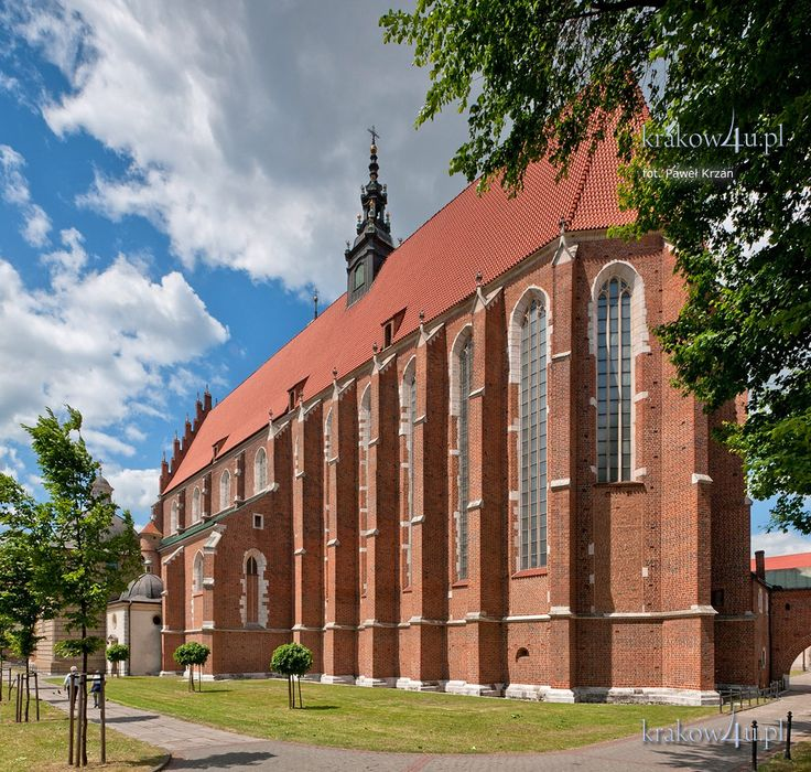 Kraków, Kościół Bożego Ciała - krakow4u.pl