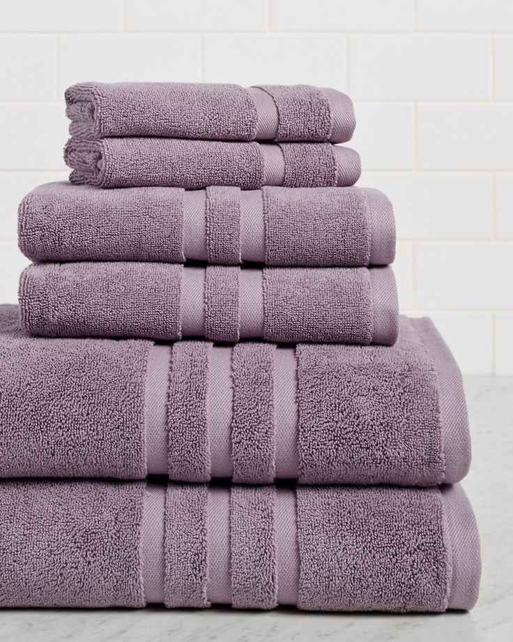 Chortex Irvington 6pc Towel Set is on Rue. Shop it now.
