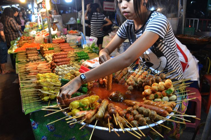 Fragrant, spicy and delicious - Thailand has some of the best street food anywhere in the world  Floating lanterns fill the sky throughout Thailand on Krathong Day, the Festival of Light  http://www.travelnation.co.uk/thailand/