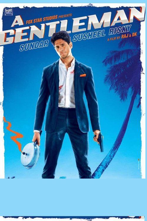 A Gentleman (2017) Full Movie Streaming HD