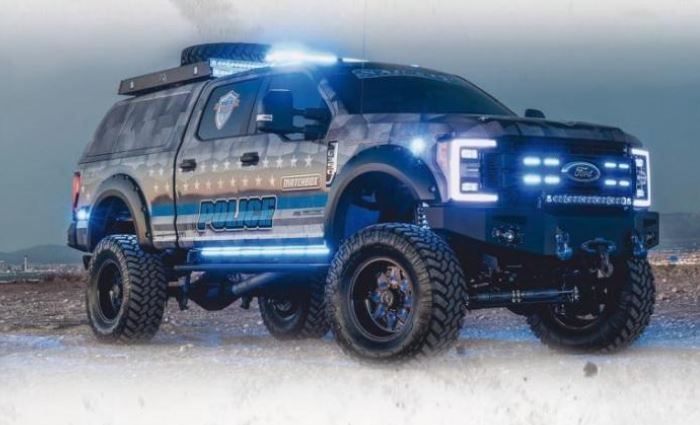 Ford F Series Police Vehicle Ford Trucks Police Truck Chevrolet Trucks