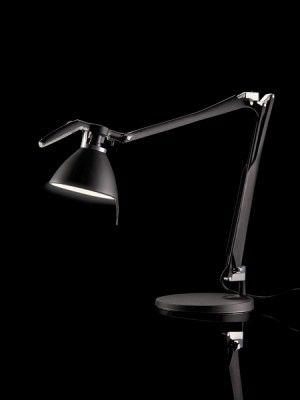 luceplan Fortebraccio D33N.100 lampada da tavolo/parete