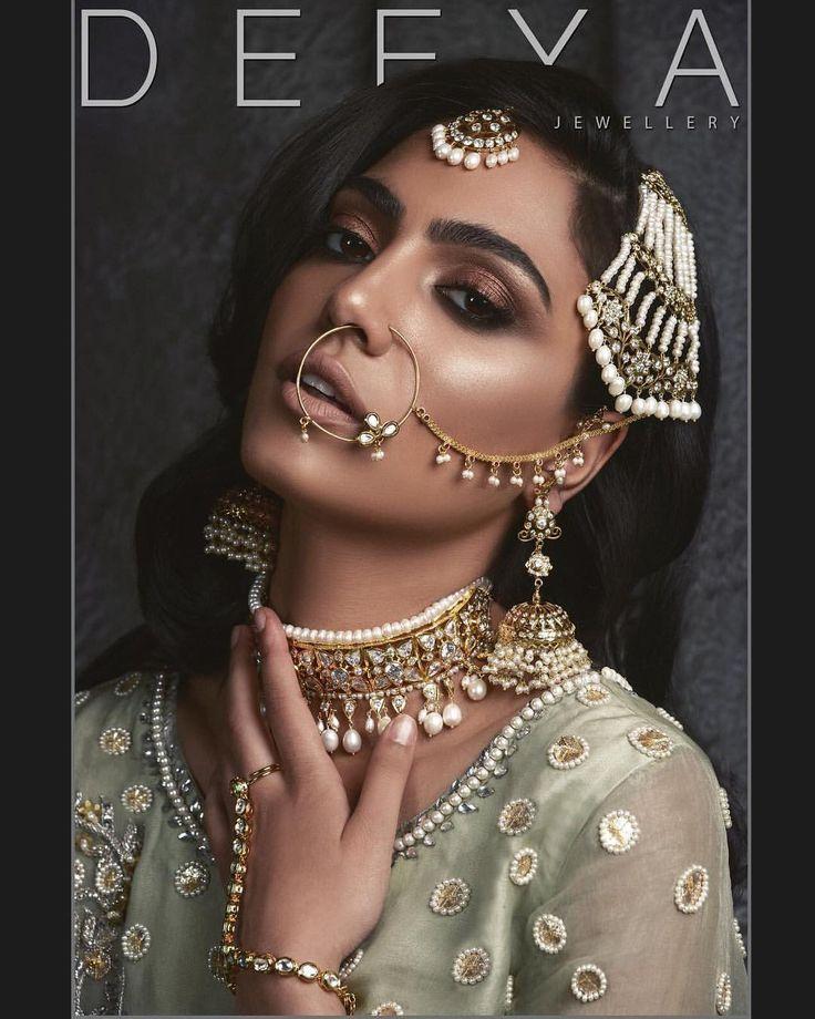 "Pakistan Vogue (@pakistanvogue) on Instagram: ""Loving @deeyajewellery latest collection ✨ 'Dur E Aden' Summer 2017 collection by @deeyajewellery.…"""