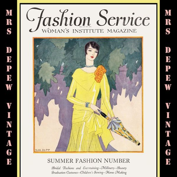 90 best e books for historical fashion sewing research images on fashion service may 1928 digital reproduction e book mrs depew vintage fandeluxe Choice Image