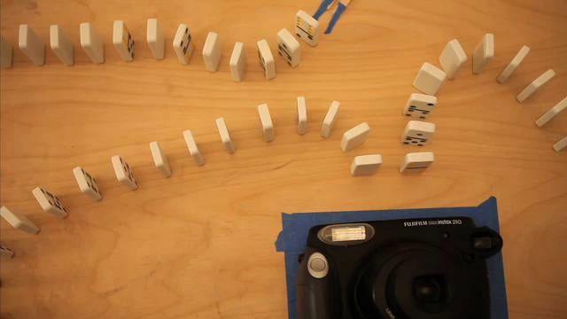 Rube Goldberg Photobooth