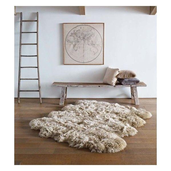 ugg sheepskin rug