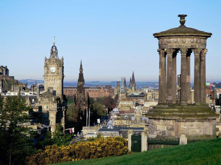 Edinburgh | Cities in World: Edinburgh (Scotland)
