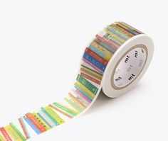 MT Washi Tape livre ruban MT japonais Washi Tape Washi par mttape