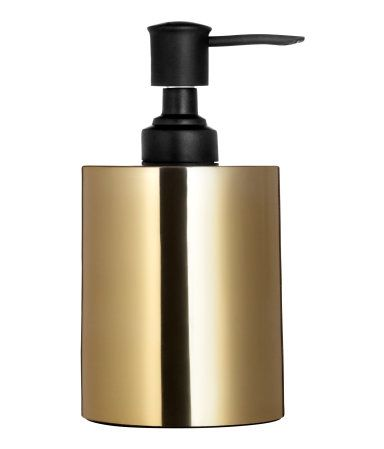 Black And Gold Bathroom Accessories
