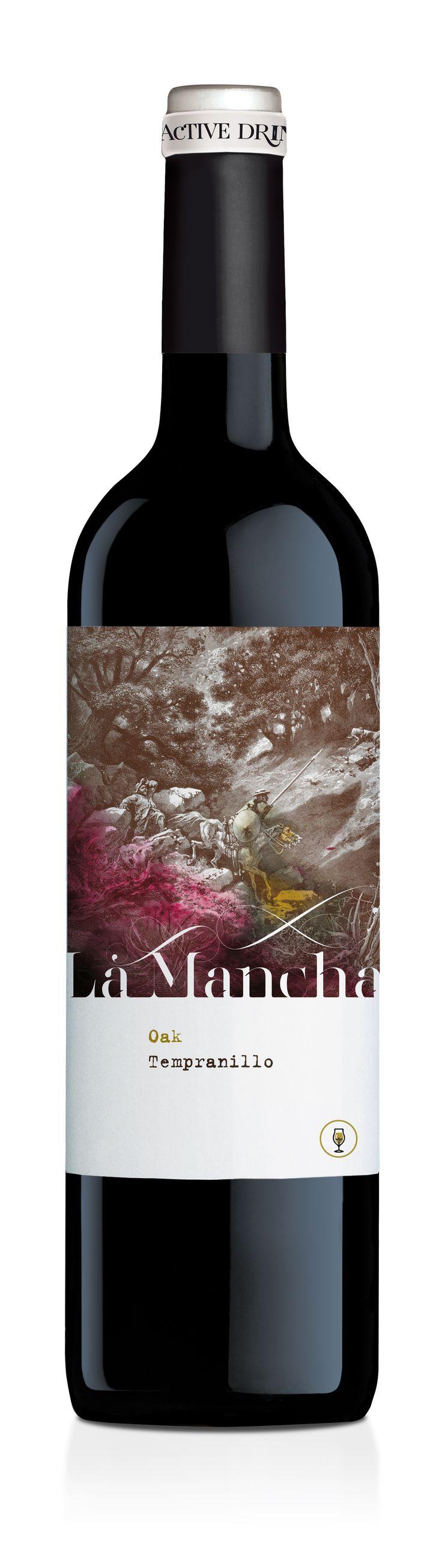 Tempranillo Roble • La Mancha D.O.