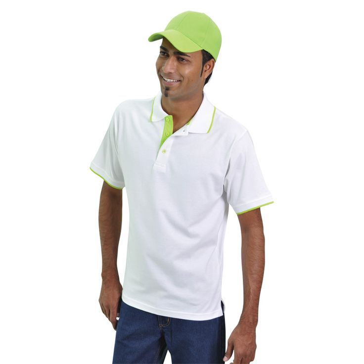 Trendy Polo BRAND: TEE & COTTON is 100% Combed cotton produced from the best quality yarns for durability, coolness and strength and side slits for comfort and ease of movement