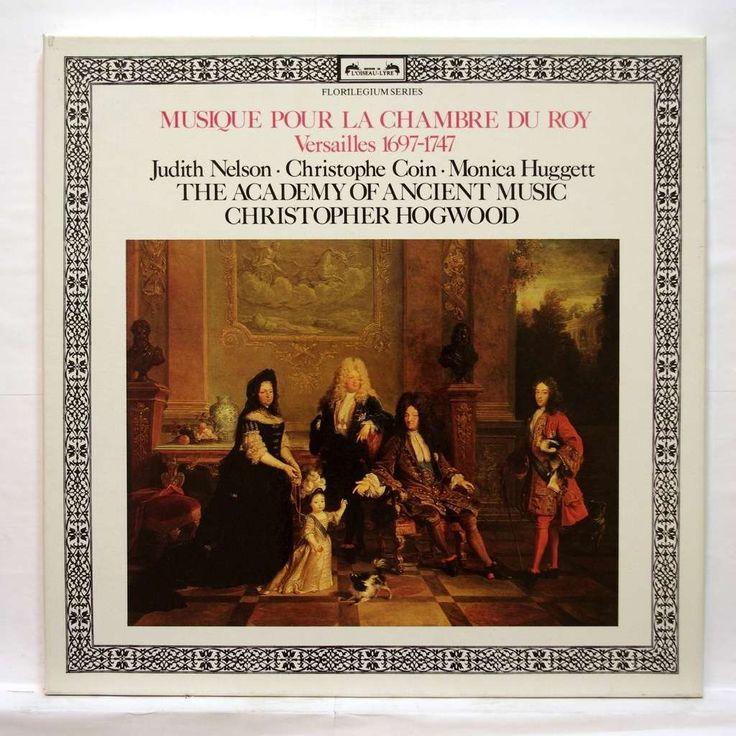 musique pour la chambre du roy versailles 1697 1747 by judith nelson christopher