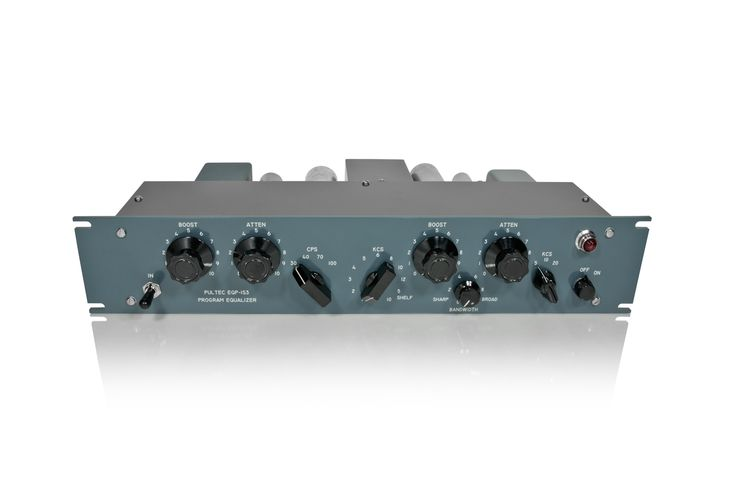 PULTEC EQP-1S3  The EQP-1S3 is a very rare variant of the EQP-1A3, which features modified low-frequency shelf boost/atten curves, additional peak boost frequencies & high-frequency shelf boost.