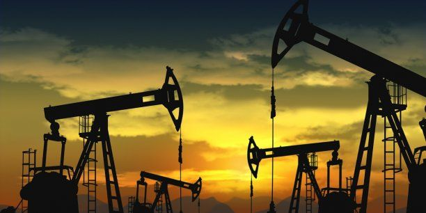 Le prix du baril de Brent a atteint son plus bas niveau depuis plus de six ans, à 41,91 dollars.