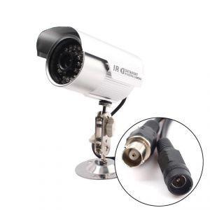 Camera de supraveghere video pentru exterior cu infrarosu si inregistrare pe…