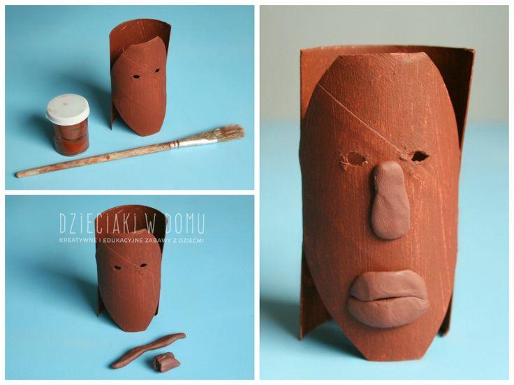 Sztuka Afryki – galeria pomysłów na prace plastyczne dla dzieci | Dzieciaki w domu