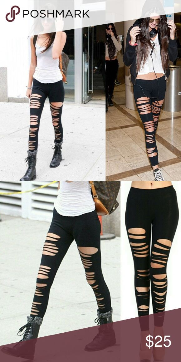 17 Best ideas about Ripped Leggings on Pinterest   Jeans ...