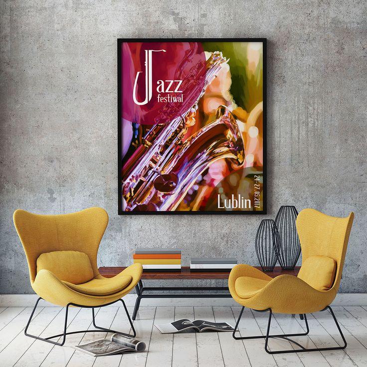 Poster - Jazz festival