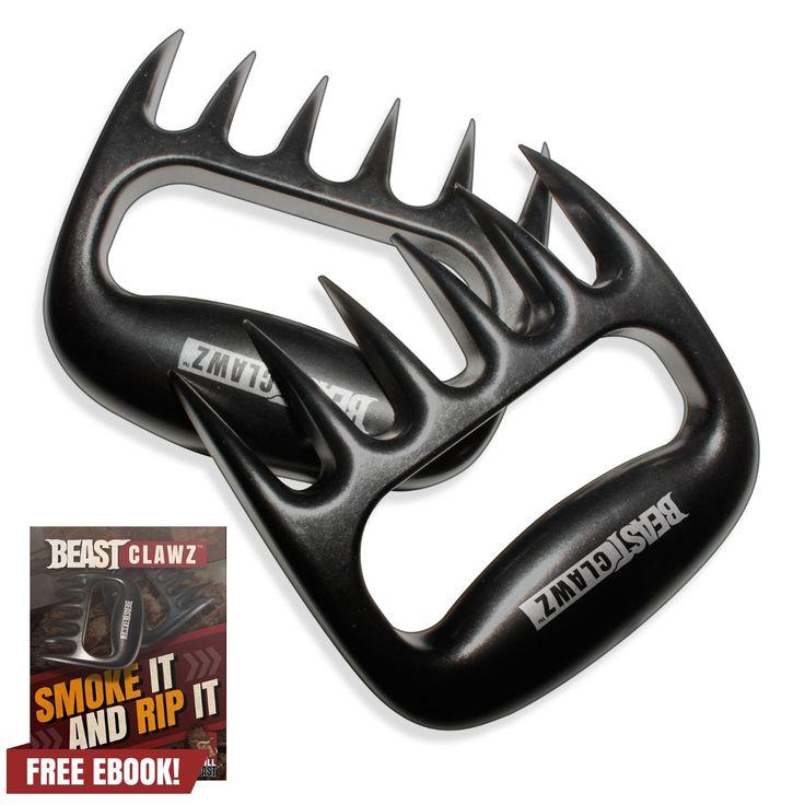 Grill Beast Pulled Pork Shredder Claws