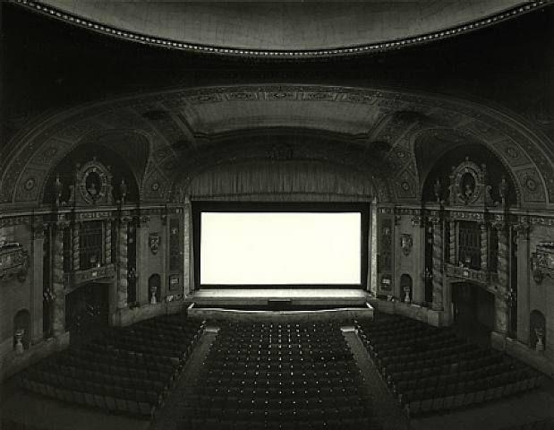 "Hiroshi Sugimoto, ""U.A. Walker,"" New York, 1978."