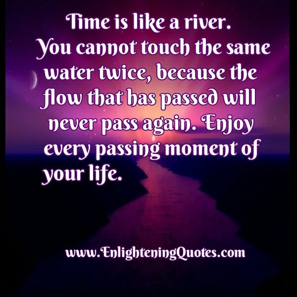 The most important thing in our #lives is what we are doing now. Wasted time means wasted lives. ~ #EyadTag