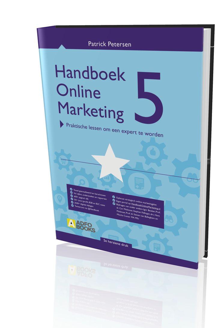 Handboek Online Marketing 5 cover 9 best