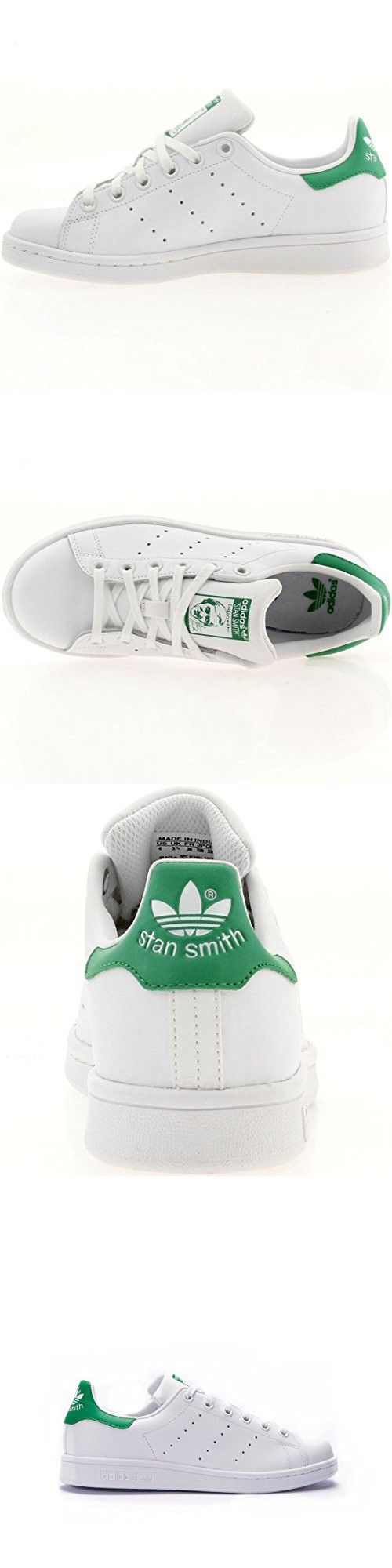 Adidas skate shoes zumiez - Adidas Originals Boys Stan Smith J Skate Shoe White White Green