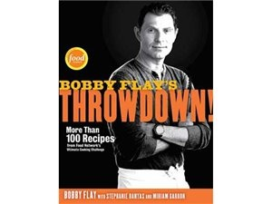 Bobby Flay: Food Network, Bobby Flay, Cast Irons Pan, Flay Throwdown, Cooking Challenges, Network Ultimate, Ultimate Cooking, 100 Recipes, Cooking Books