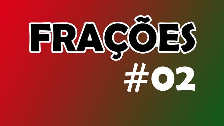 FRAÇÃO - Adição de Frações com Denominadores Iguais #02
