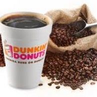 Dunkin' Donuts is an American global doughnut company and coffeehouse chain based in Canton, Massachusetts. It was founded in 1950 by William Rosenberg in Quincy, Massachusetts