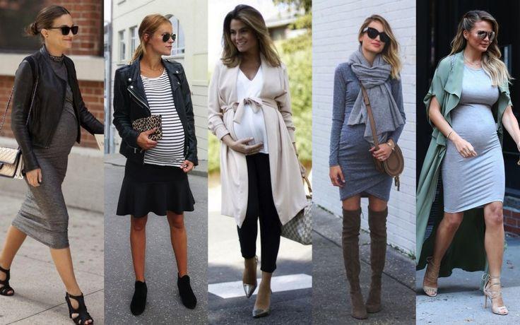 Стильная беременность. Главные вещи в гардероба будущей мамы