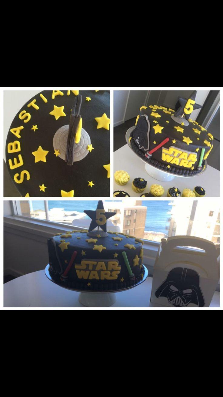 Cakes #starwars