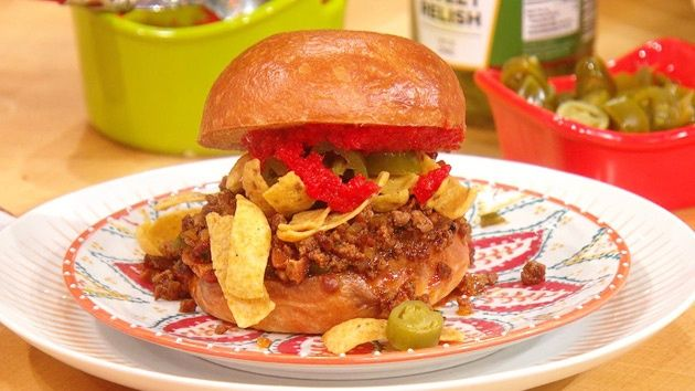 Smoky Tex-Mex Sloppy Josés | Foods | Pinterest | Tex Mex