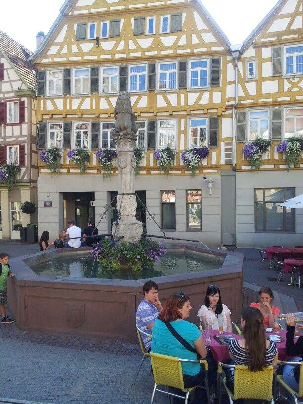 Herrenberg bei Stuttgart