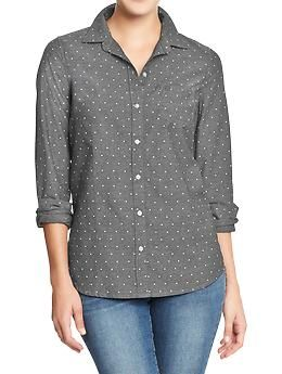 Women's Oxford Shirts | Old Navy