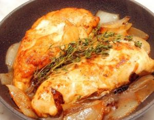 Follow this easy recipe to make a delicious pheasant and cider casserole! http://bit.ly/pheasant-casserole