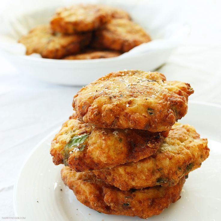 The 25+ best Cauliflower fritters ideas on Pinterest ...