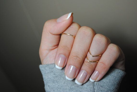 SALE LIMITED TIME Dainty Gold Knuckle Ring 1 by MishellaBoutique, $6.99