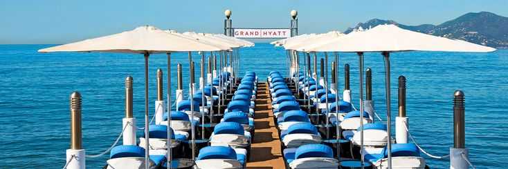 grand hyatt cannes hotel martinez  | Hotel Cannes Plage Privée