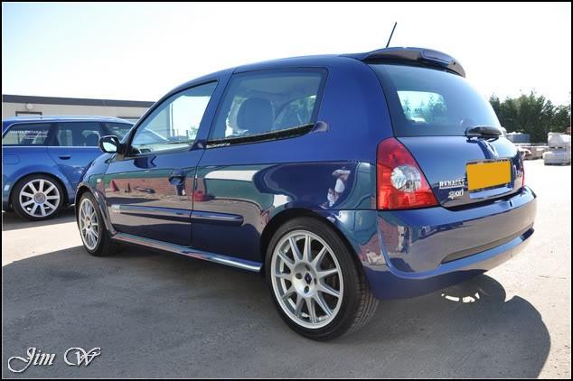 Renault Sport Clio 172 ph2