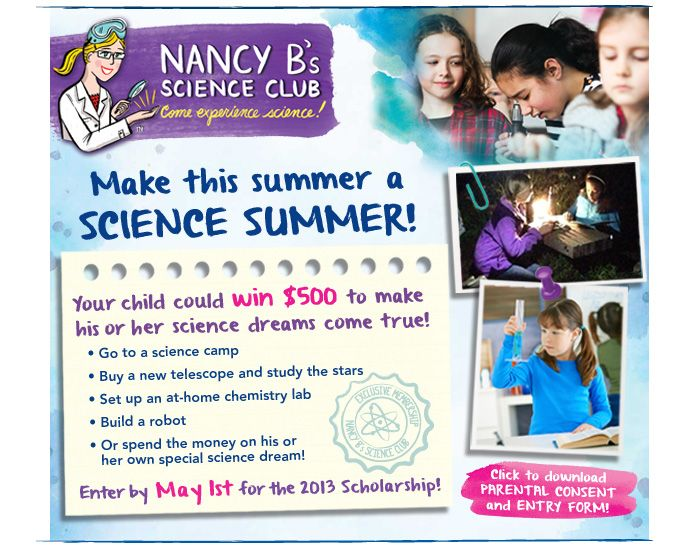 Win $500 from Educational Insights to Make Your Child's Science Dreams Come True (Ends 05/01) -- ENDED